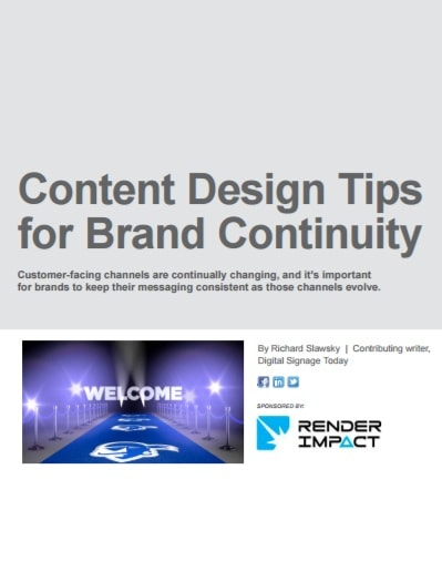 Content Design Tips for Brand Continuity